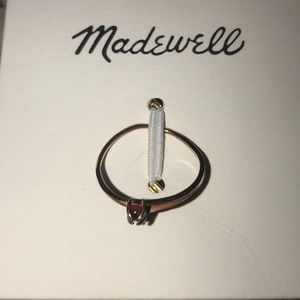 Madewell ring